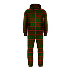 Ugly Christmas Sweater  Hooded Jumpsuit (Kids)