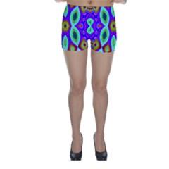 Bent Arne Psy 517bde Skinny Shorts