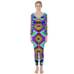 Bent Are Psy 517bd Long Sleeve Catsuit