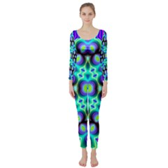 Bent Alv Psy 517bdegh Long Sleeve Catsuit