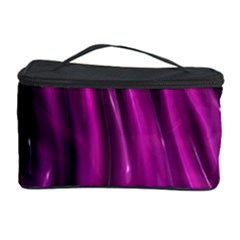 Shiny Silk Pink Cosmetic Storage Cases