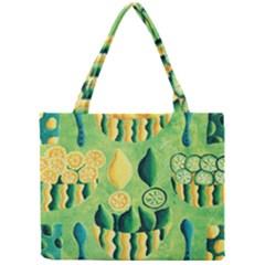 Lemons And Limes Tiny Tote Bags
