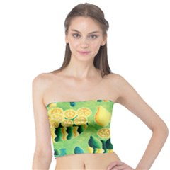 Lemons And Limes Women s Tube Tops