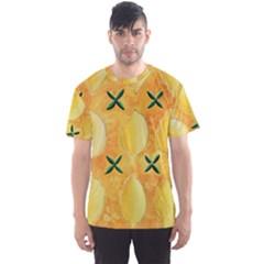 Lemons Men s Sport Mesh Tees
