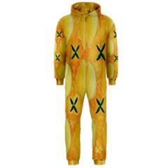 Lemons Hooded Jumpsuit (Men)