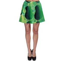 Apples Pears And Limes  Skater Skirts