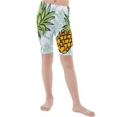 Pineapple Pattern 05 Kid s swimwear