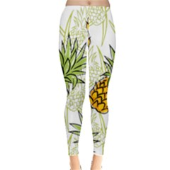 Pineapple Pattern 06 Women s Leggings