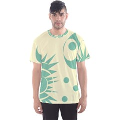 Moss Monster Men s Sport Mesh Tees