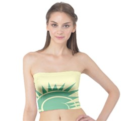 Moss Monster Women s Tube Tops
