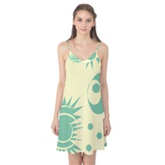 Moss Monster Camis Nightgown