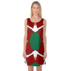 Marita Pia Sleeveless Satin Nightdresses