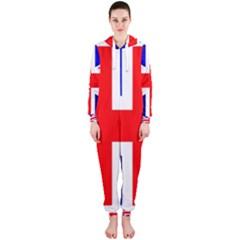 Brit1 Hooded Jumpsuit (Ladies)