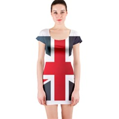Brit2 Short Sleeve Bodycon Dresses