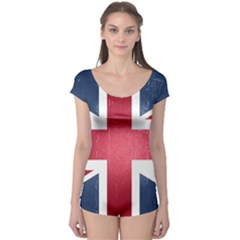 Brit3 Short Sleeve Leotard