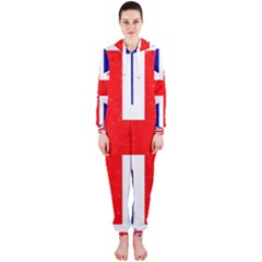 Brit5 Hooded Jumpsuit (Ladies)