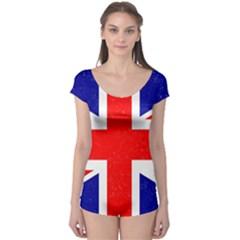 Brit5 Short Sleeve Leotard