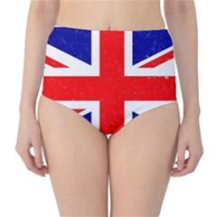 Brit5 High-Waist Bikini Bottoms