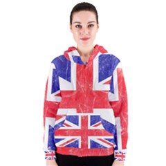 Brit6 Women s Zipper Hoodies