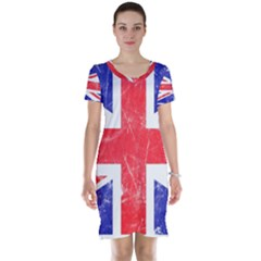 Brit6 Short Sleeve Nightdresses
