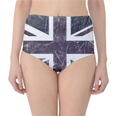 Brit7 High-Waist Bikini Bottoms