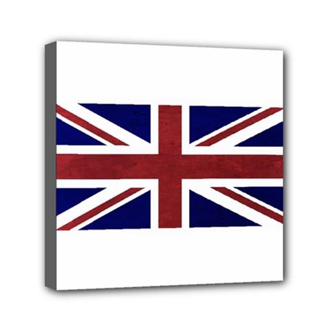 Brit8 Mini Canvas 6  x 6