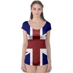 Brit8 Short Sleeve Leotard