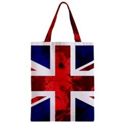 Brit9 Zipper Classic Tote Bags