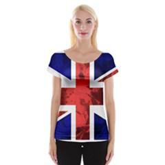 Brit9 Women s Cap Sleeve Top