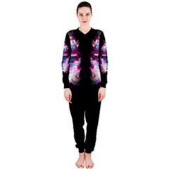 through the valley by saprillika OnePiece Jumpsuit (Ladies)
