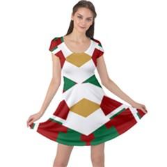 Marita Karianne Cap Sleeve Dresses
