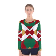 Marita Jorunn Women s Long Sleeve T-shirts