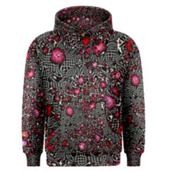 Sci Fi Fantasy Cosmos Red  Men s Pullover Hoodies