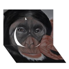 The Thinker Circle 3d Greeting Card (7x5)