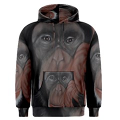 The Thinker Men s Pullover Hoodies