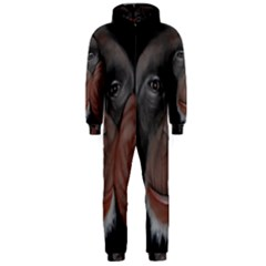 The Thinker Hooded Jumpsuit (Men)