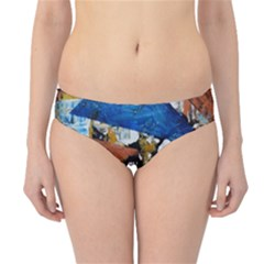 Triangles Hipster Bikini Bottoms