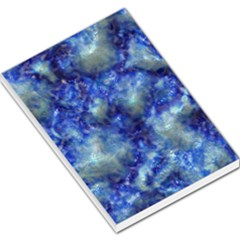 Alien DNA Blue Large Memo Pads