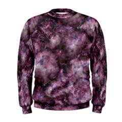 Alien Dna Purple Men s Sweatshirts