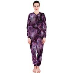 Alien Dna Purple Onepiece Jumpsuit (ladies)