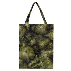 Alien DNA green Classic Tote Bags