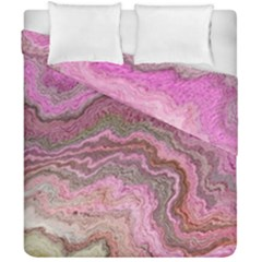 Keep Calm Pink Duvet Cover (double Size)