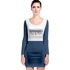 Untitled 1 Long Sleeve Bodycon Dresses