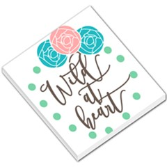 Wild At Heart Flowers Small Memo Pads