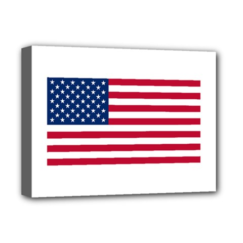 Usa1 Deluxe Canvas 16  x 12