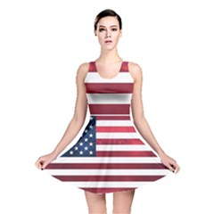 Usa2 Reversible Skater Dresses