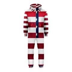 Usa2 Hooded Jumpsuit (kids)