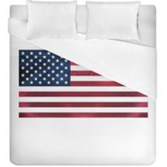 Usa2 Duvet Cover (king Size)