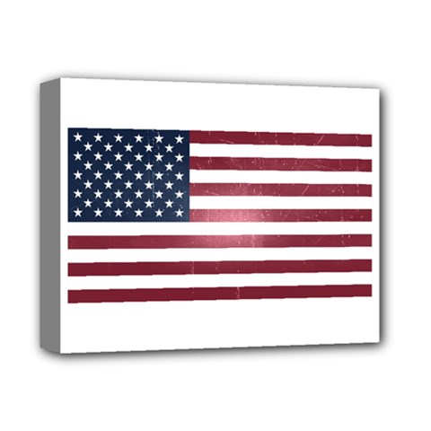 Usa3 Deluxe Canvas 14  x 11