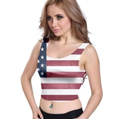 Usa3 Crop Top